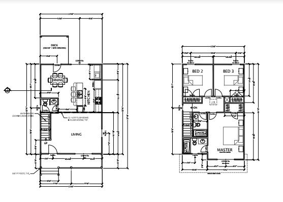 Asheville Home Builder Floor Plan