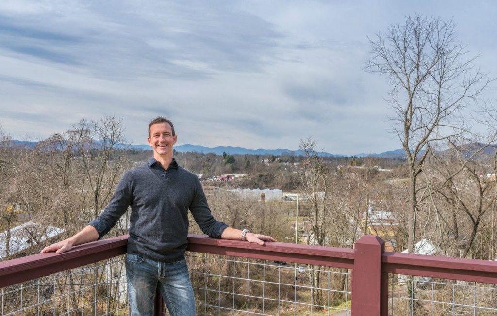 Asheville Home Builder - Brad Rice