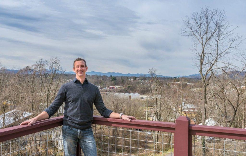 Asheville Home Builder - Brad Rice